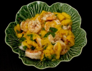 Shrimp-Mango-Salad
