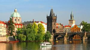 Old town of Prague, Czech Republic