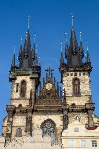 Praga_Chiesa_Santa_Maria_di_Týn_gallery2