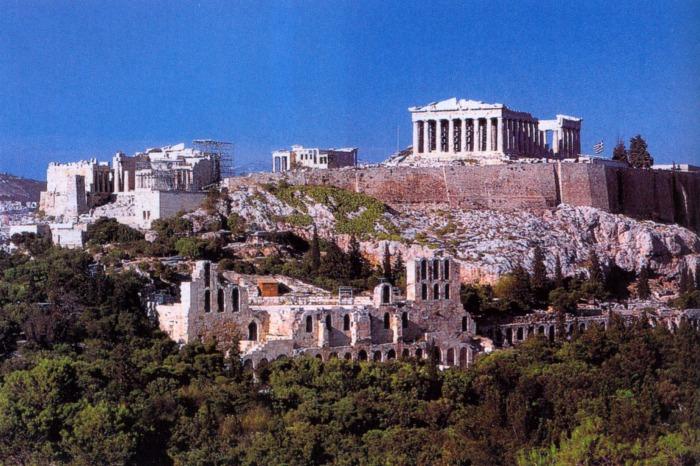 03-Atene, Acropoli
