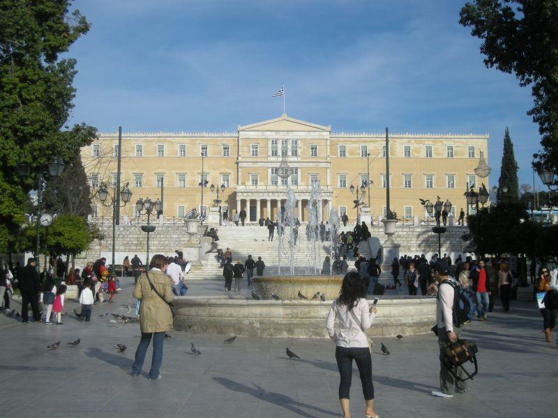 piazza syntagma