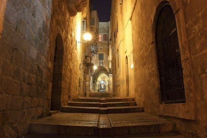 quartiere ebraico gerusalemme